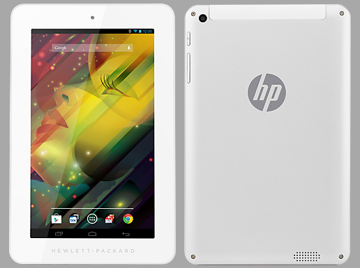 HP's newest 7-inch Android tablet is just $100