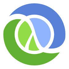 The Clojure logo.