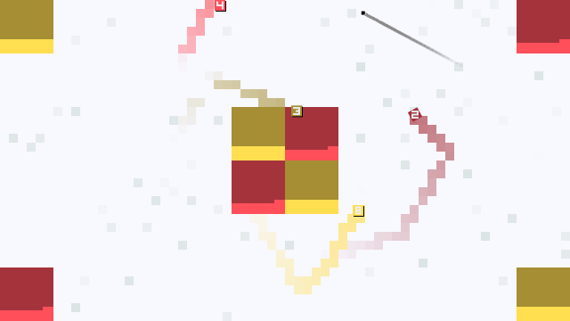 Soccer-like game <em>Hokra</em>, circa 1985 or 2014, depending on your point of view.