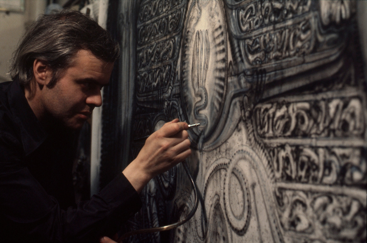 H.R. Giger, the man who created Alien's alien, dies at 74