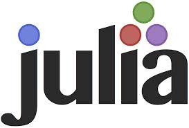 The Julia logo.