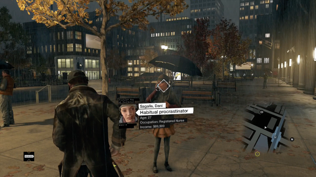 Watch Dogs Xbox  Mission