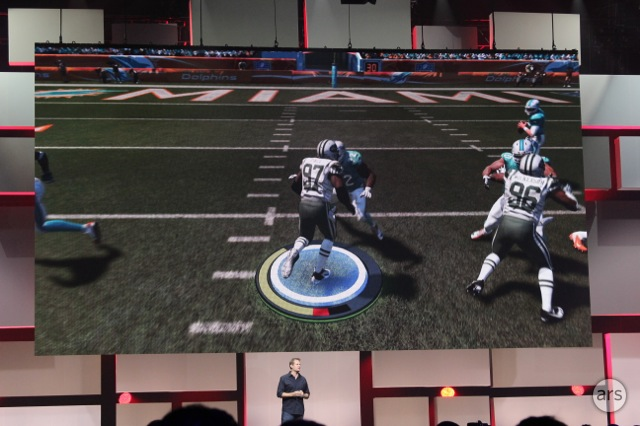 The new <em>Madden</em> game, with some improvements that will look lame compared to next year's <em>Madden</em> game.