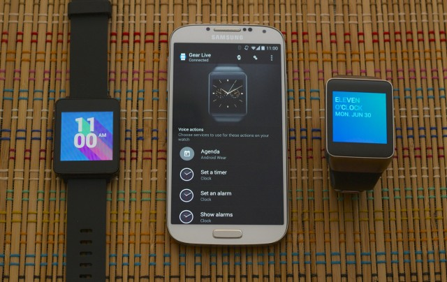 The G Watch and Gear Live are destined to play second-fiddle to your smartphone.