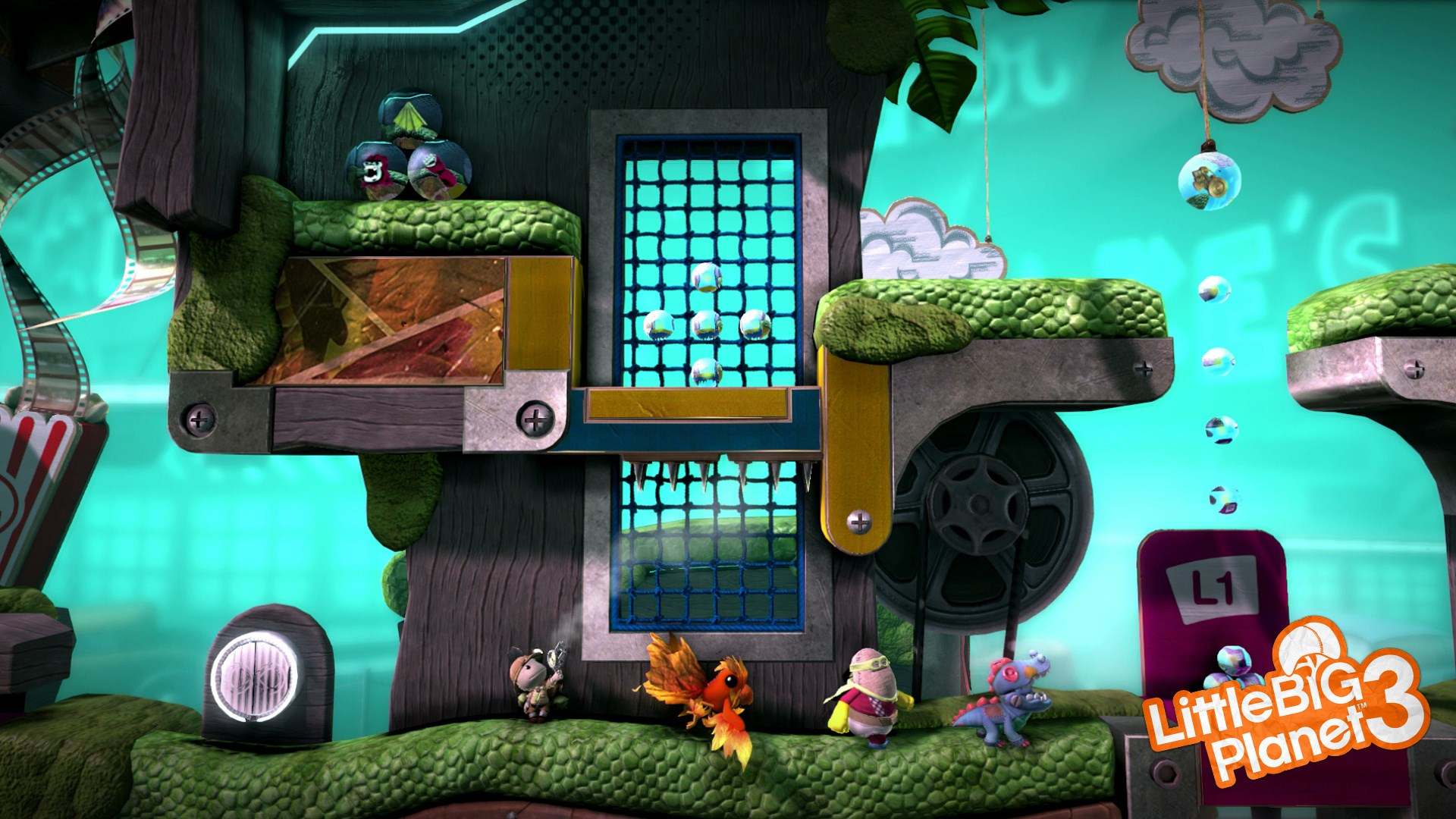 New characters with new abilities don't matter as much as potential new level creation tools in <i>LittleBigPlanet 3</i>.