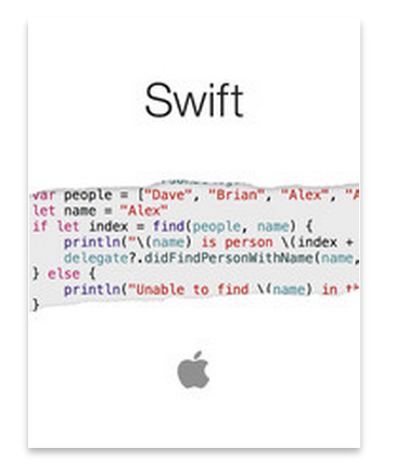 Apple's Swift guide is free in iBooks.