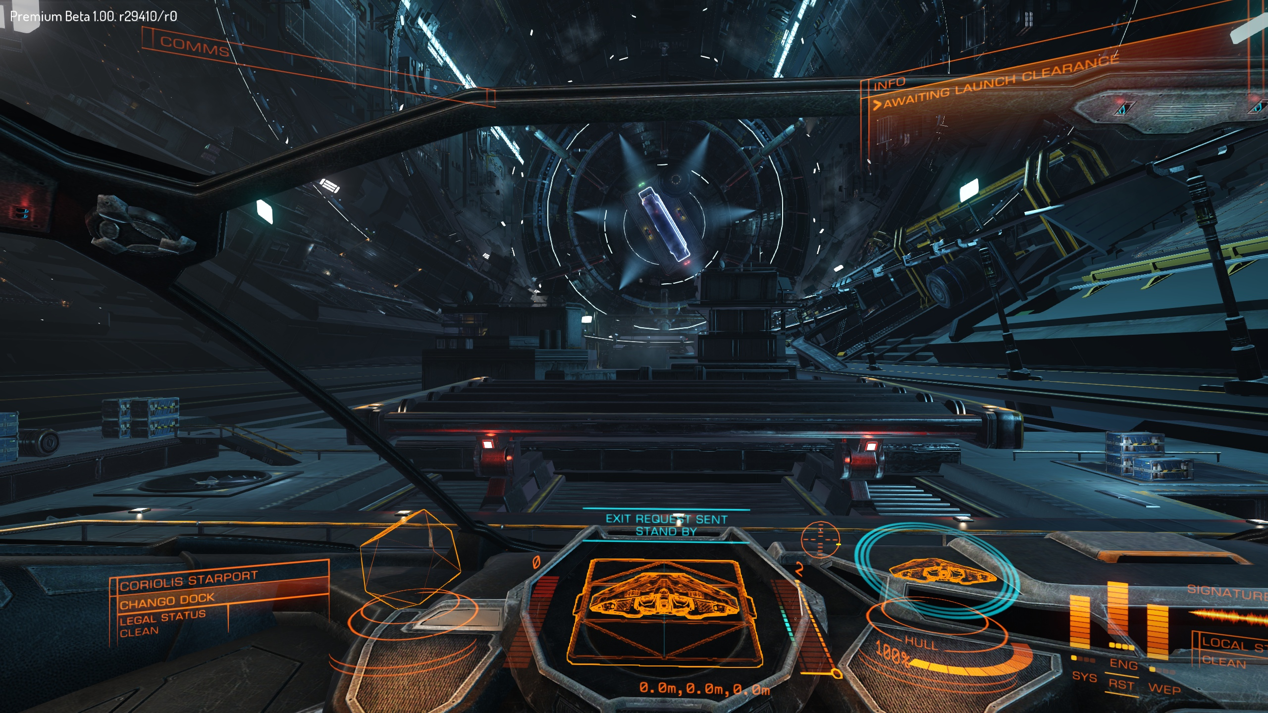"At least until some bugs are squashed, a ""safe"" docking bay can be one of the most dangerous areas in the beta."