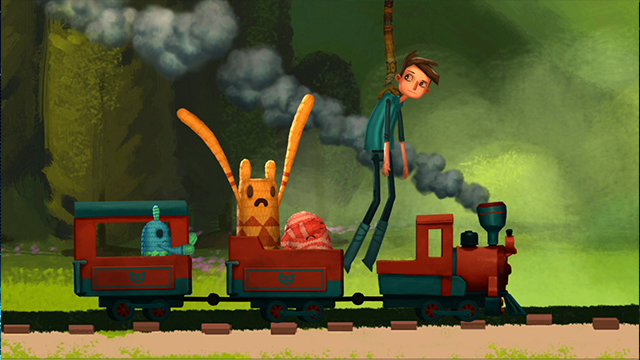 Indie darlings like <i>Broken Age</i> can be easy to stumble upon, both on and just off the E3 show floor.