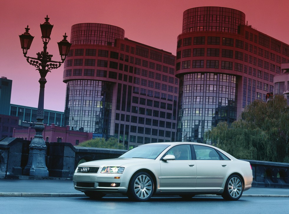 The Audi A8 Is The Perfect Car For The Tech Obsessed Plutocrat Ars Technica
