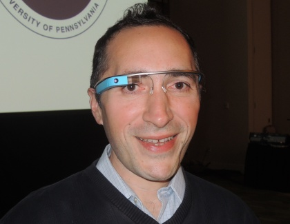 Founder of Google Glass leaves for Amazon