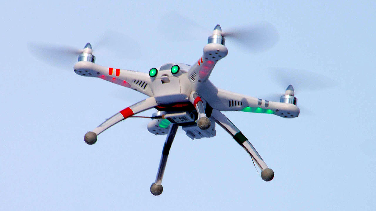 The UK Airprox Board did not discover the drone that was reported to have flown at a passenger aircraft in May, so we're stuck using a stock approxmiation.