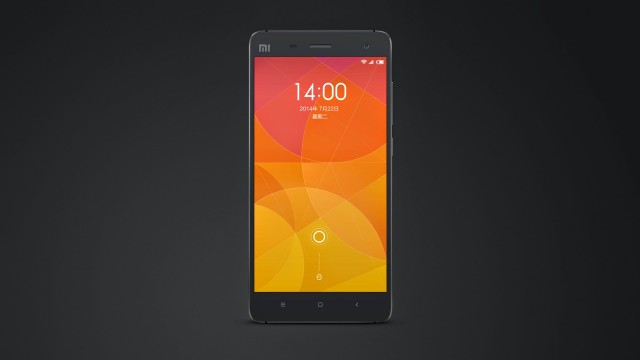 New Xiaomi Mi 4 smartphone takes its design cues from the iPhone