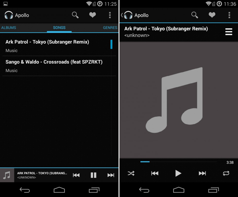Use these apps to manage your music