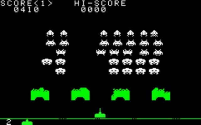 Retro revival: Warner Bros. options movie rights to Space Invaders game