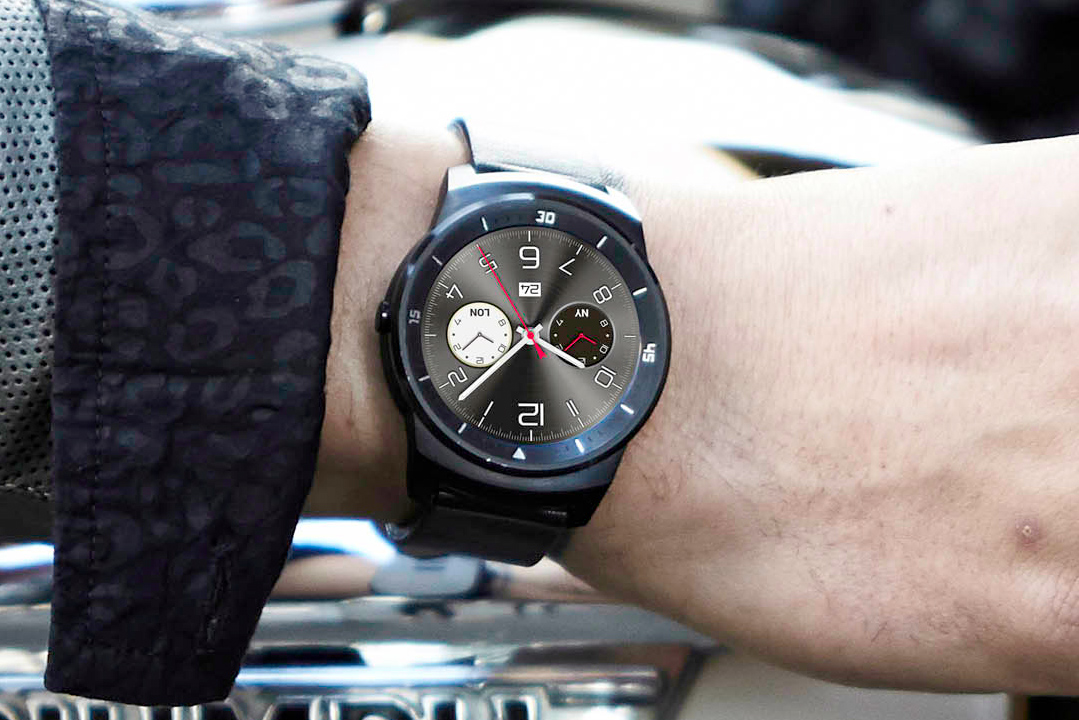 LG G Watch R is offici...