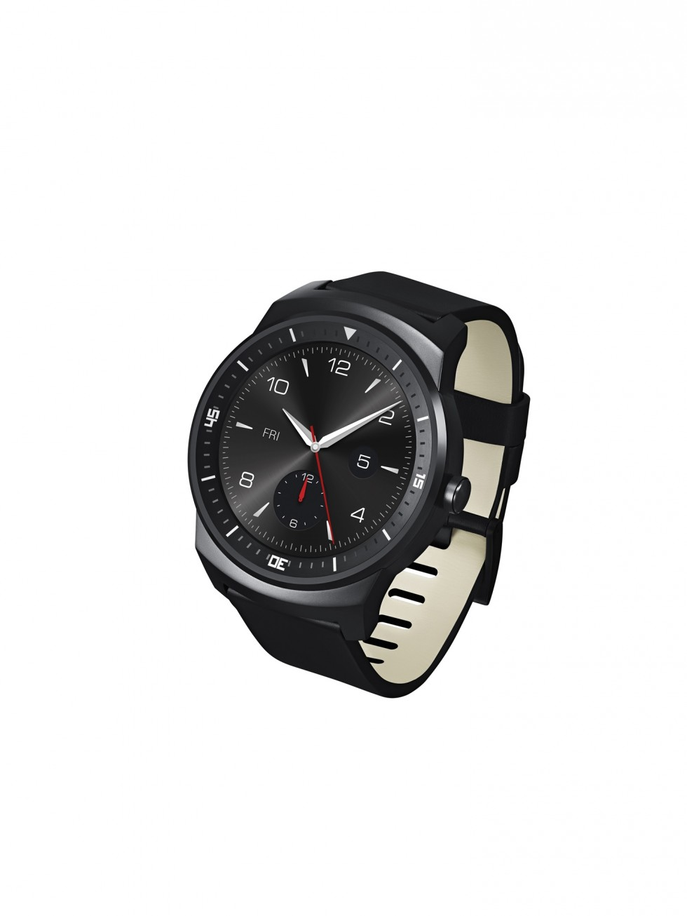 LG G Watch R is official, potentially the best looking ...