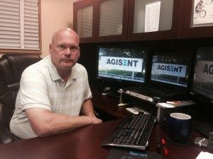David Lufty, president of AgiSent Technologies Inc., said the company moved to Tullahoma, Tennessee, for the city's high-speed broadband network.