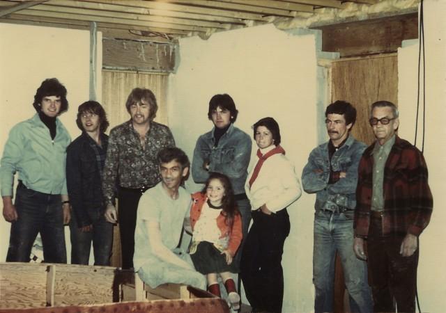April 1977.