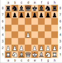 International Chess Master Hans Berliner has suggested that White may have a decisive advantage in chess after this first move.