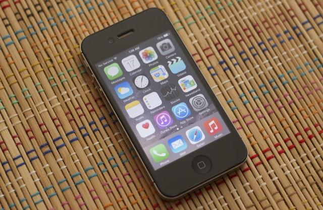 Bild zu «iOS 8 auf dem iPhone 4S —Performance ist nicht das einzige Problem»