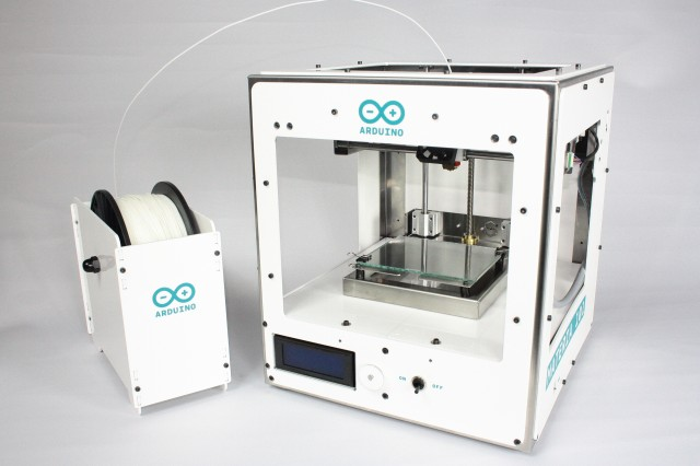 Arduino to Sell 3D Printer—$800 in Kit Form or $1,000 Pre-Assembled