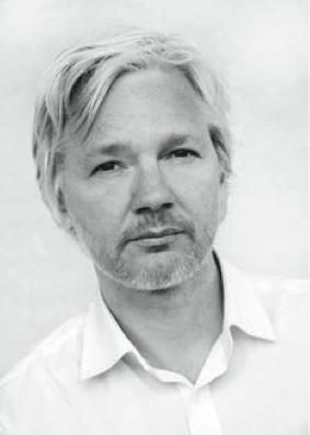 Julian Assange /Allen Clark Photography