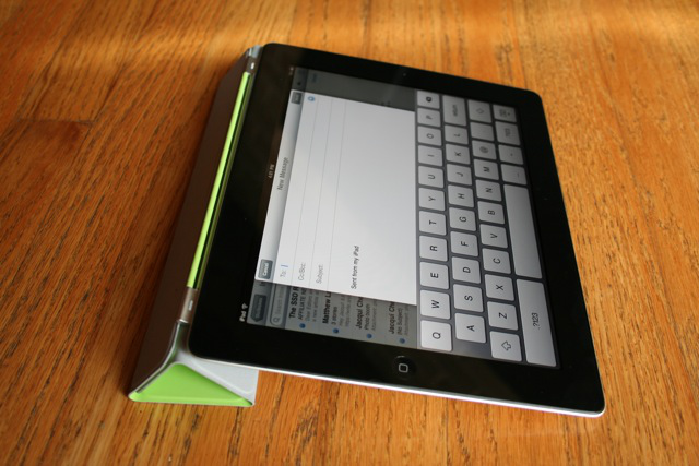 The iPad 2 solved most of the first iPad's problems just a year later.