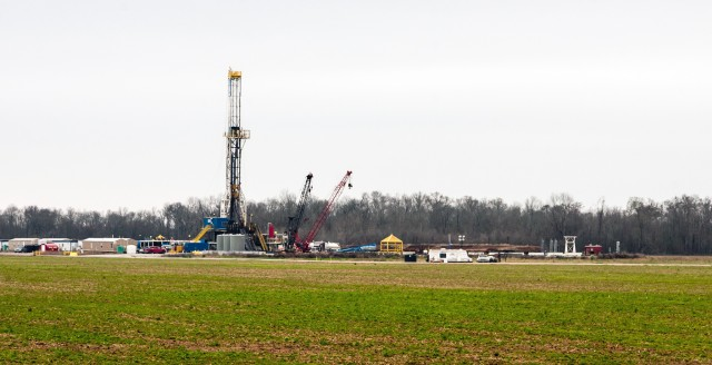 Natural gas in some drinking water due to leaky gas wells, not fracking