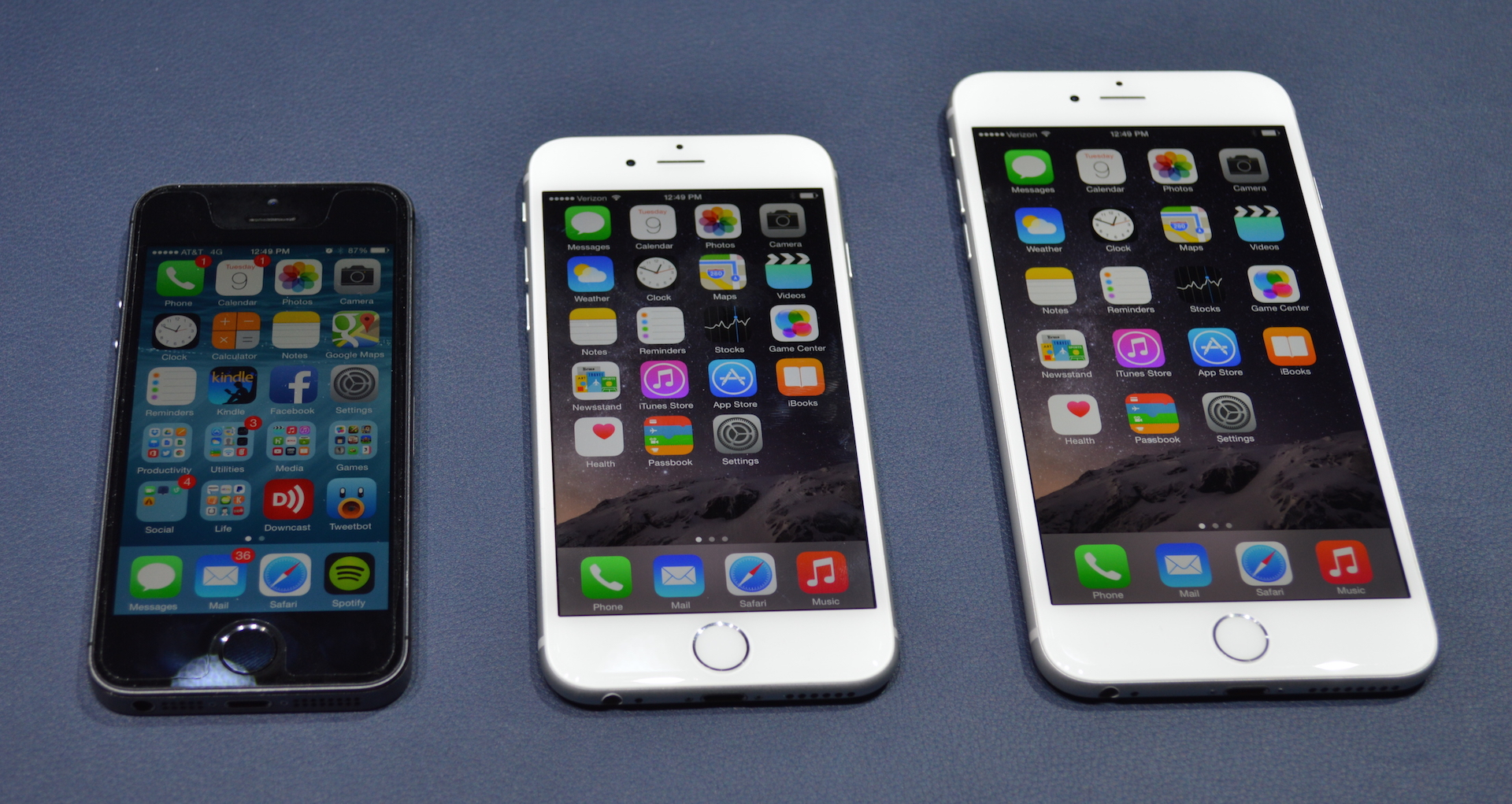Nfc Rollout Uk Three Iphone Sizes No Glare