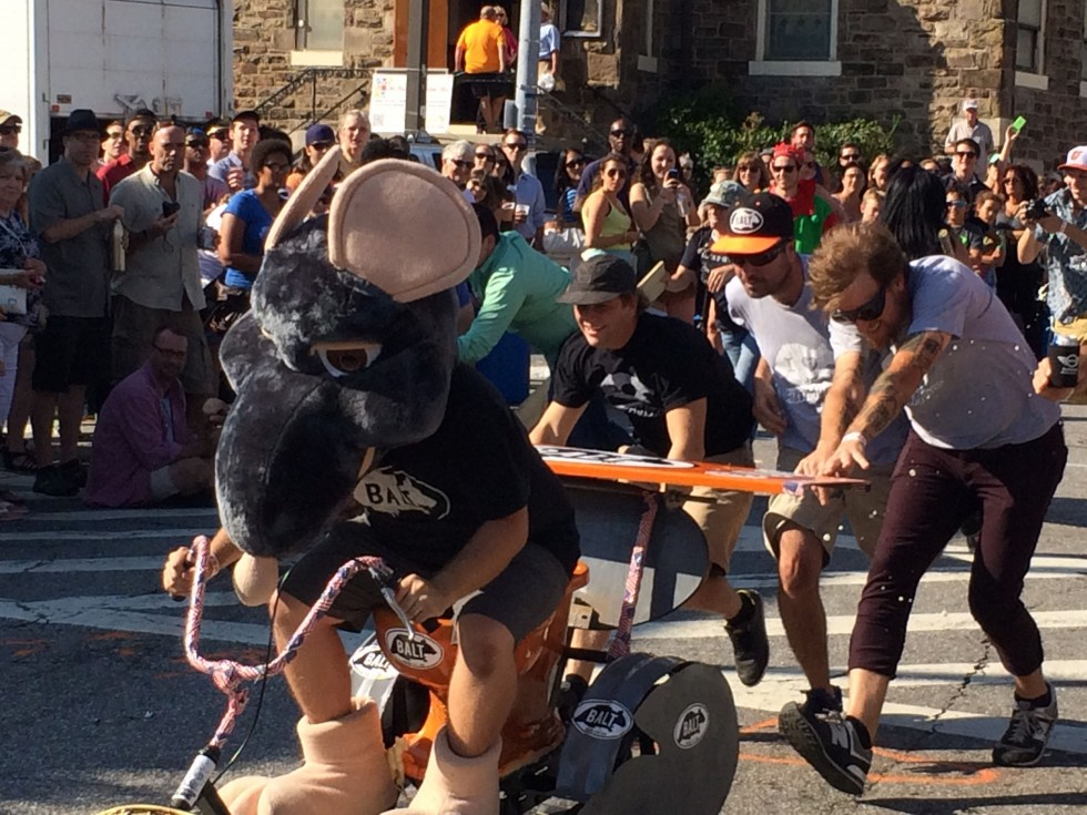 A Day At The Toilet Races Baltimore S Scatalogical
