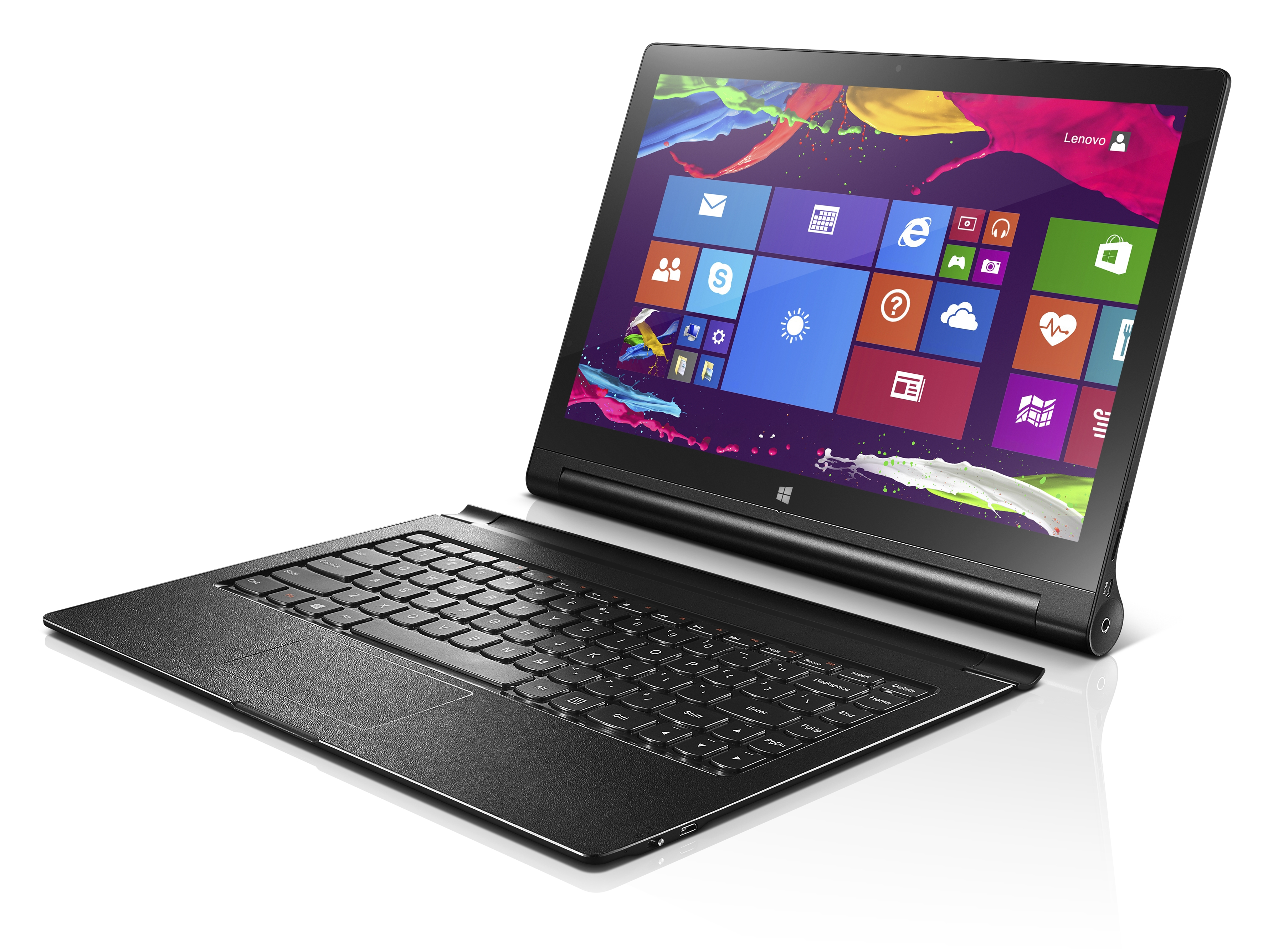lenovo adds a 13 inch windows tablet to the yoga mix ars