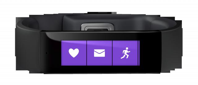 Bild zu ««Microsoft Band» und «Microsoft Health»»