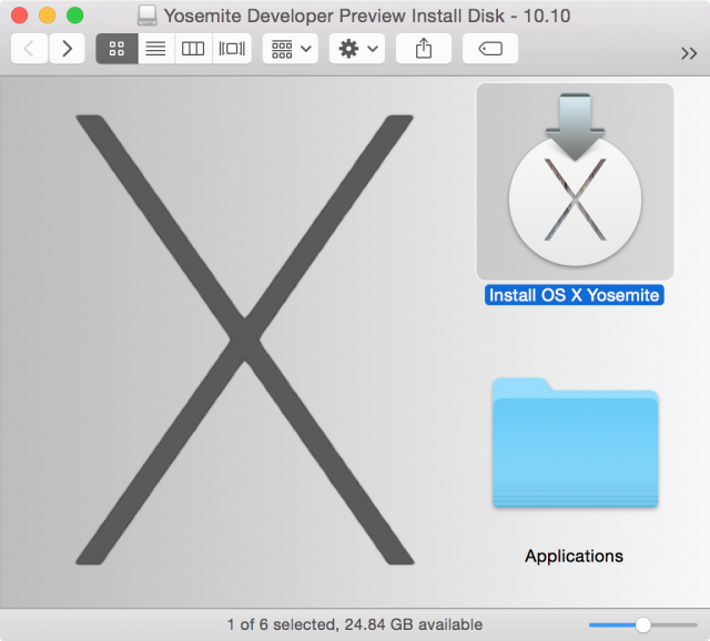 How To Make Your Own Bootable OS X 10.10 Yosemite USB