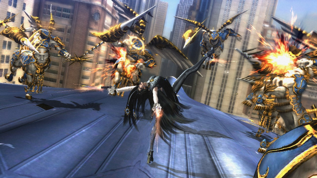 Bayonetta 2 review: A leading lady worth rooting for