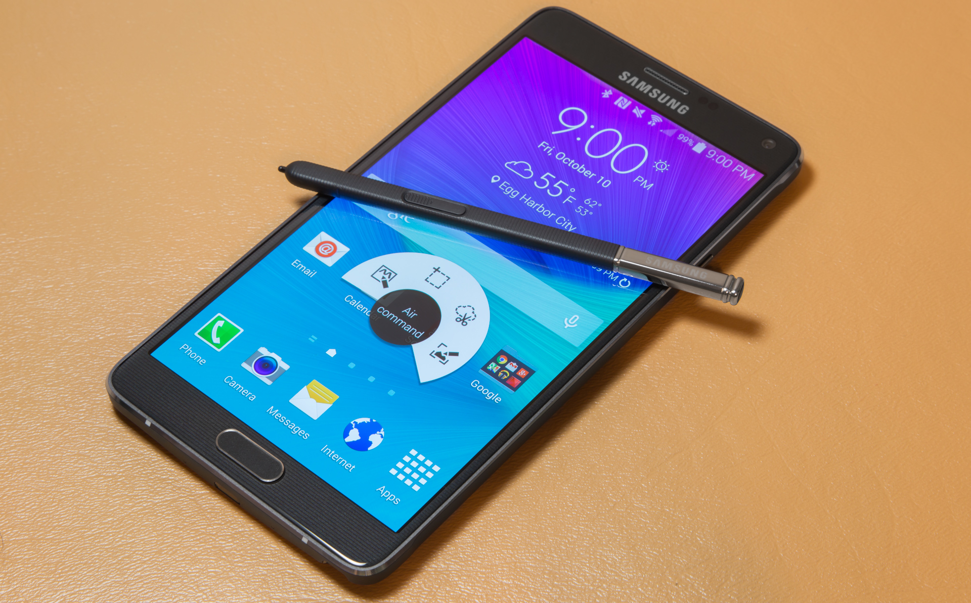Samsung Galaxy Note 4 Review Small Tweaks To A Big Device