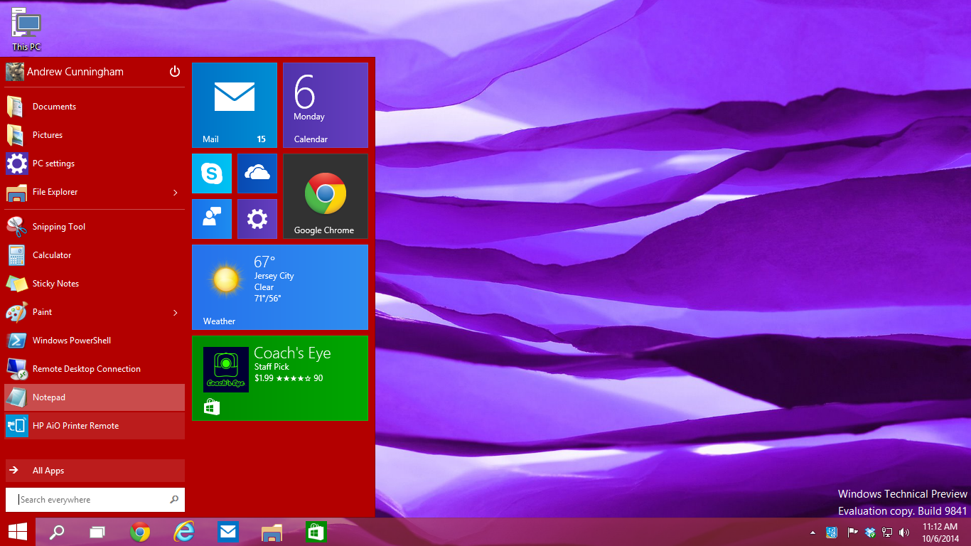 Windows 10 doesn't fix the desktop—it fixes Windows 8's reputation