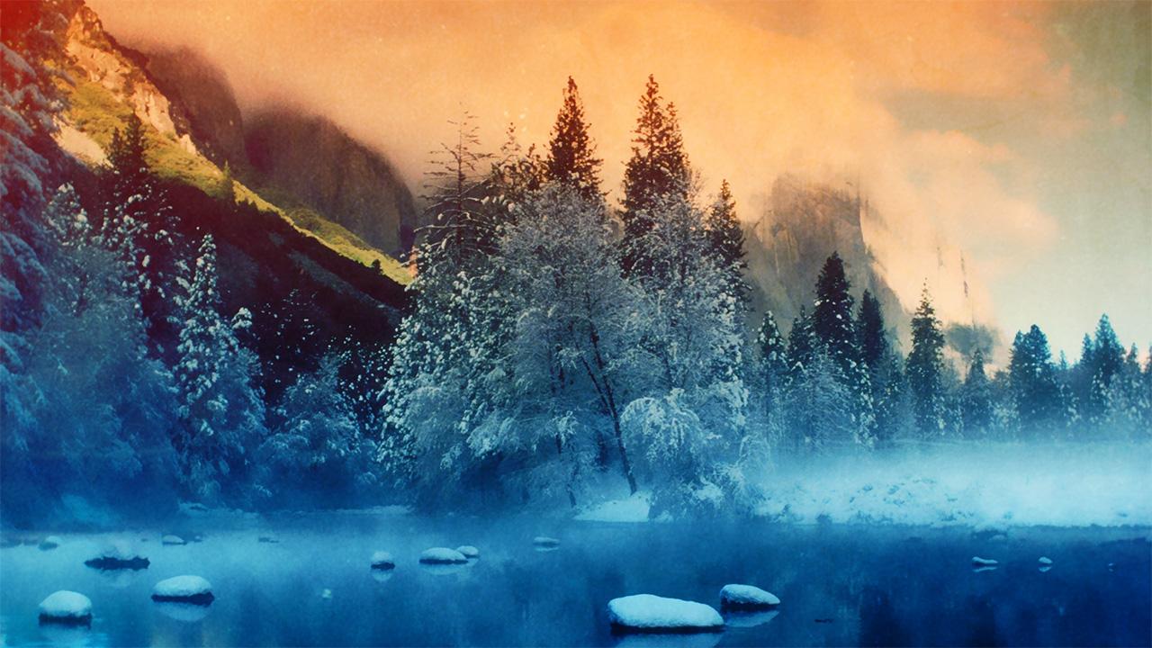 Yosemite banner