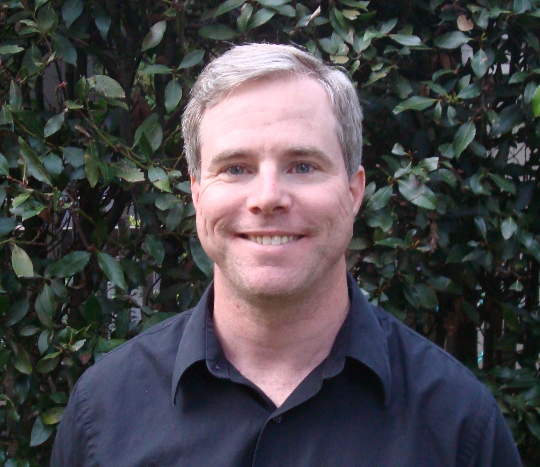 <em>The Martian</em> author Andy Weir.
