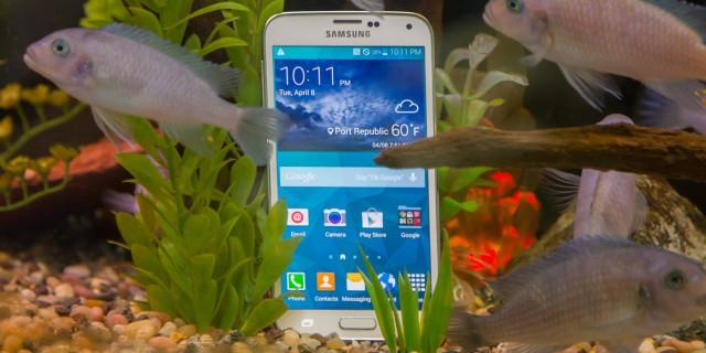 WSJ: Galaxy S5 sales 40 percent below Samsung's expectations