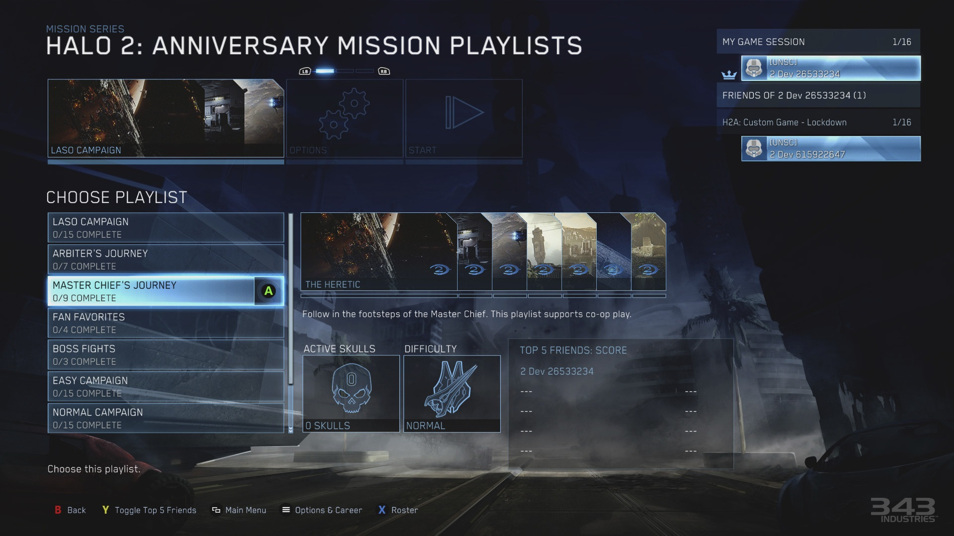 Look at all those glorious gameplay options, available the second you start the game for the first time.