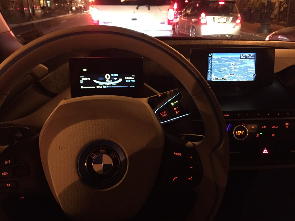 Bmw I3 Review A City Car For The Future Ars Technica