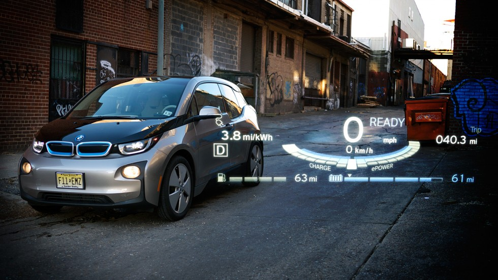 BMW i3 review: A city car for the future