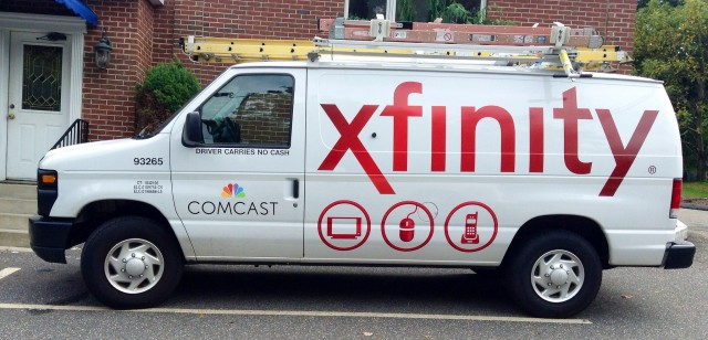 Comcast now has more than half of all US broadband customers