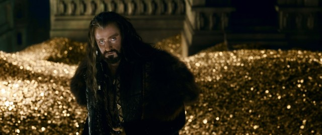If you like watching Thorin brood and pout, I have just the movie for you!