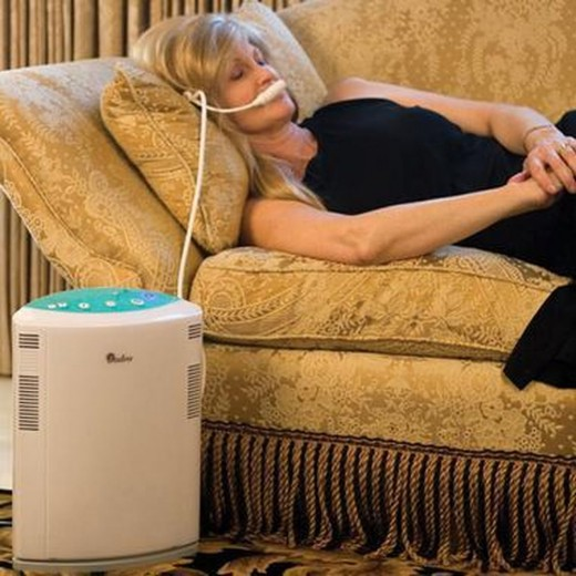 The Tranquil Sounds Oxygen Bar will remind your favorite cadavers what it's like to breathe and hear!