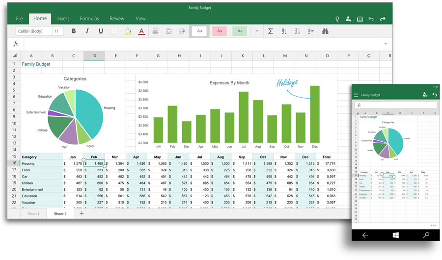 Office 2016 and Office for Windows touchscreens are due later this ...