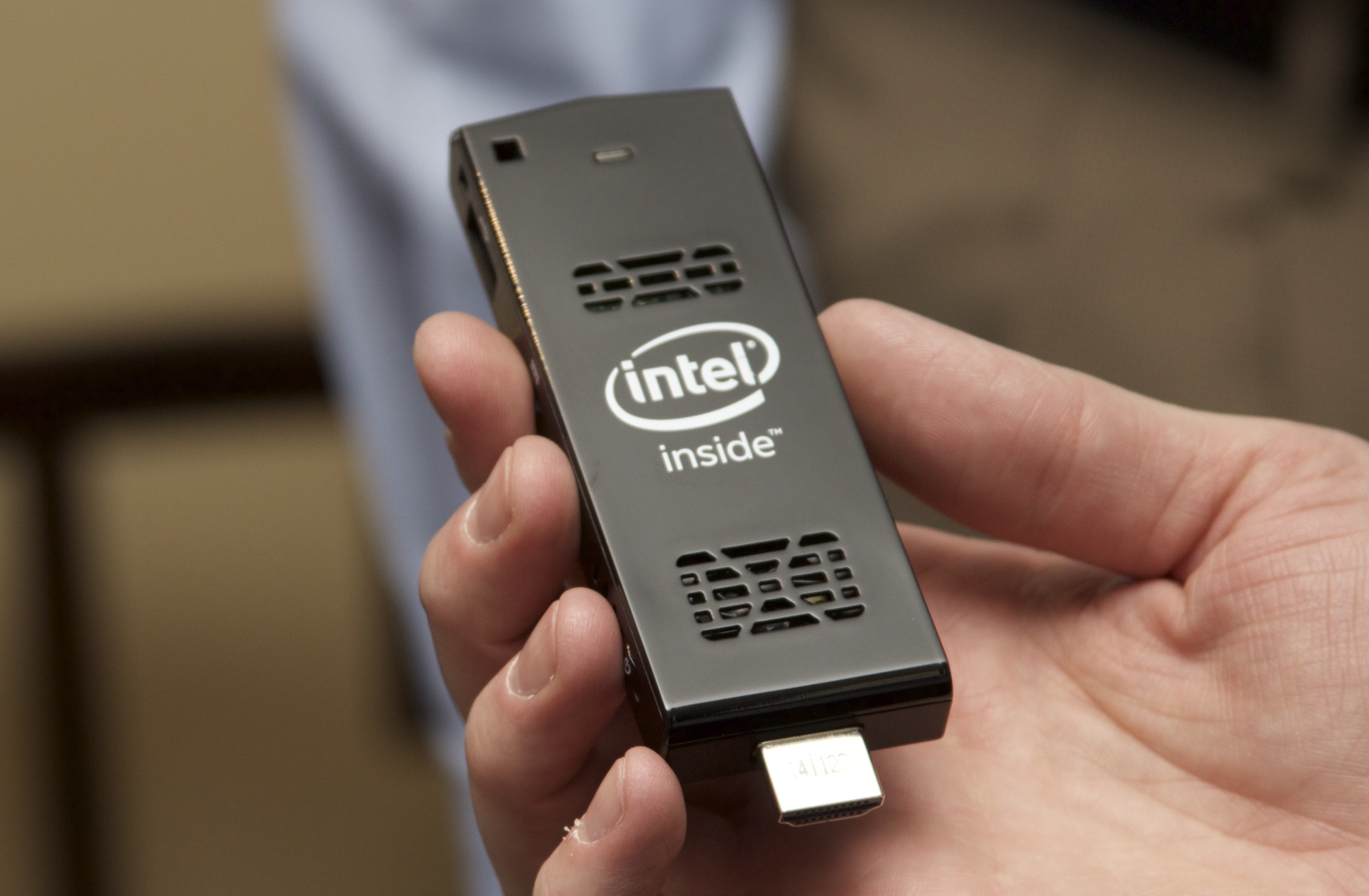 Intels Compute Stick Is A Full Windows Or Linux PC In