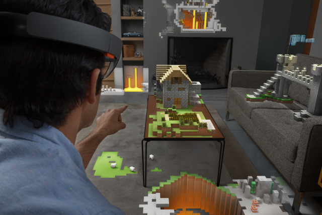 <em>Minecraft</em> demos are precisely the wrong way to promote version one of the HoloLens.