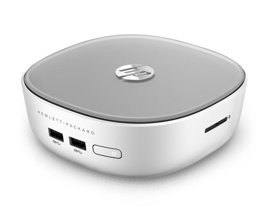 True Treadmill Error Messages: HP's New Mini PCs Give You Complete Windows Desktops