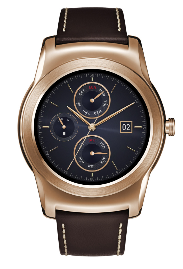 "LG's new ""Watch Urbane"" is an all-metal ""luxury ..."